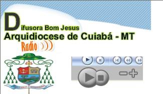 Rádio Difusora Bom jesus de Cuiabá on line
