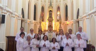 Retiro Ministros Extraordinários Sagrada Comunhão – Santuário Eucarístico