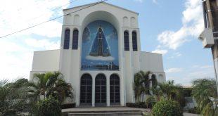 Reforma do Forro e Pintura da sede da Paróquia N. Sra. Aparecida