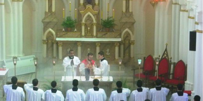 Nova Paróquia (Santuário Eucarístico Nossa Senhora do Bom Despacho)