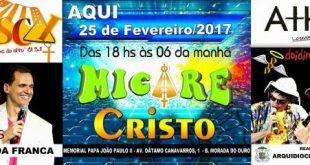 Programação MicareCristo 2017