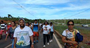 Caminhada da Misericórdia (Paróquia Santa Edwiges)
