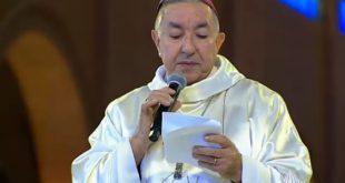 Aniversário de nosso Arcebispo Dom Milton Santos