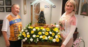 Arquidiocese de Cuiabá em Romaria a casa da Mãe Aparecida SP