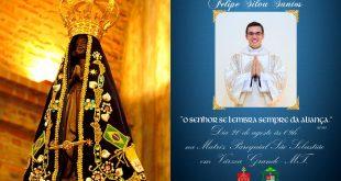 Ordenação Diaconal na Arquidiocese de Cuiabá