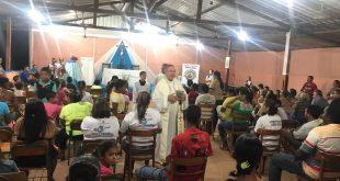 Comunidade Obra Nova – Paróquia Santo Antônio VG