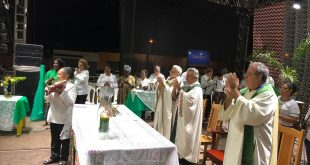 Santa Missa no Dia Nacional de Consciência Negra