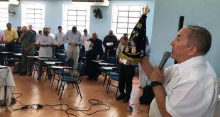 Reunião do Clero da Arquidiocese de Cuiabá