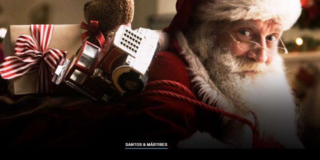 A verdadeira história do Papai Noel