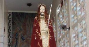 Cerimônia de divulgação da imagem do Senhor Bom Jesus de Cuiabá