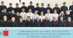 Seja um benfeitor do Seminário Cristo Rei
