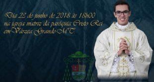 Ordenação Presbiteral Felipe Santos
