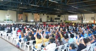 4ºEncontro de Catequistas da Arquidiocese de Cuiabá/2018