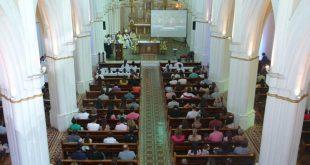 Paróquia Santuário Eucarístico Nsa Sra do Bom Despacho e o Movimento Nossa Família Evangeliza