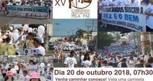 15ª Caminhada pela Paz