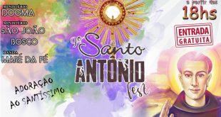 Vem ai o 9° Santo Antônio Fest