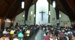 Paróquia Nsa Sra de Guadalupe e Movimento Nossa Família Evangeliza