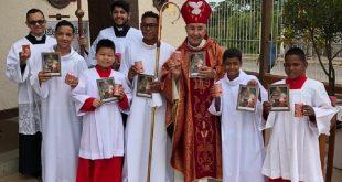 Paróquia Santo Antônio do Leverger – Nossa Família Evangeliza