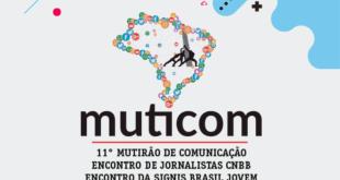 11º Mutirão Brasileiro de Comunicação