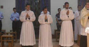 Missa de Admissão dos Seminaristas à Teologia