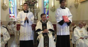 Reitor-mor dos Salesianos preside Santa Missa em Cuiabá