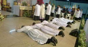 Ordenações Diaconais da Arquidiocese de Cuiabá