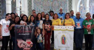 Missa de Abertura do Mês do Dízimo na Arquidiocese de Cuiabá