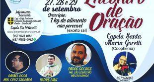 Comunidade Alma Missionária convida para Encontro de Oração