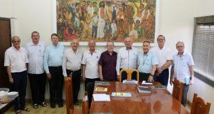 Bispos do Regional Oeste II estiveram reunidos na Sede da CNBBO2