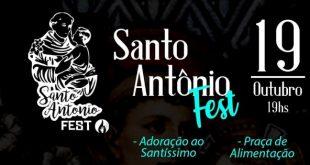 Vem ai o 10° Santo Antônio Fest