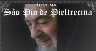 Novena de São Padre Pio no Santuário Eucarístico