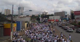 16ª Caminhada pela Paz