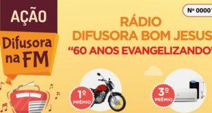 Ganhadores Ação Rádio Difusora na FM