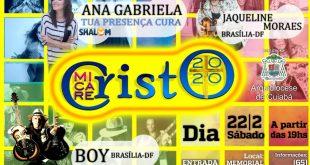 Contagem Regressiva MicareCristo 2020