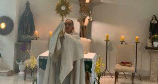 Tarde de Louvor em Preparação para o 34º Vinde e Vede(Início Cerco de Jericó)