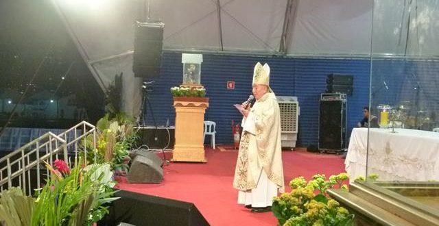 Homilia Santa Missa Terça Feira 34º Vinde e Vede/2020