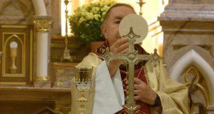 Video transmissão da Santa Missa da Ascensão do Senhor (24.05 às 09h00)