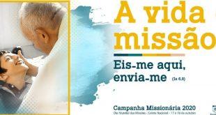 Campanha Missionária em outubro