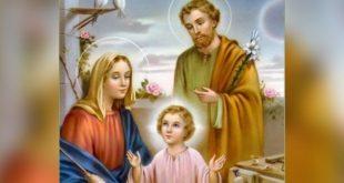 Vamos Celebrar a Sagrada Família on line (Paróquia Sagrada Família)