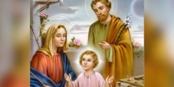 Deus abençoe as famílias!
