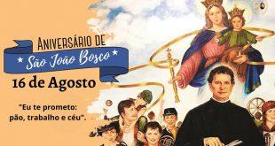 Festa de Aniversário de São João Bosco(Paróquia São João Bosco)