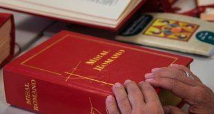 Seminário: O Missal Romano – entre a norma da fé e a prática celebrativa