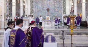 Acompanhe a Santa Missa Exequial de Dom Bonifácio Piccinini