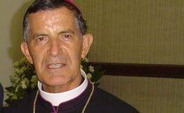 Informamos o Falecimento Dom Martinez (Bispo Emérito Diocese de Corumbá)