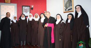 Início da implantação do Carmelo de São José na Arquidiocese de Cuiabá