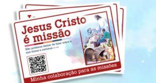 Coleta Missionária –  23 e 24 de outubro/2021