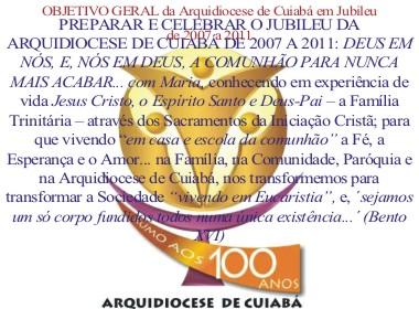 Jubileu da Arquidiocese
