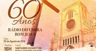 Aniversário Rádio Difusora Bom Jesus de Cuiabá (60 anos de Evangelização)
