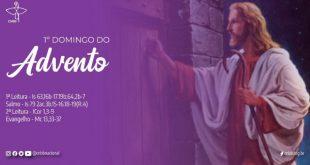 """Roteiro """"Celebra em Família"""" para o 1º Domingo do Advento"""