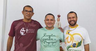Nova diretoria Conselho Arquidiocesano da RCC Cuiabá